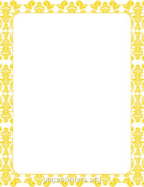 gold pattern border 52 free gold border clip art