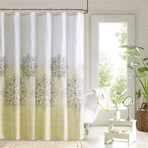 bathroom curtins how to choose a unique shower curtain bathroom