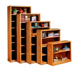 od contemporary oak bookcases 36 quot w 12 quot d in heights 30
