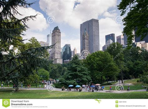 central park editorial stock image image of landscapes