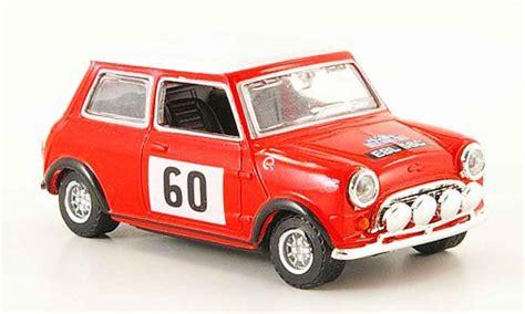 Diecast Miniatur Mobil Morris Mini Cooper 1275s Mk 1 Mokit Green mini rallye no 60 rally monte carlo oxford diecast