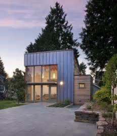 Modern Small House by Tiny House Talk Granny Flat Modern Small Home Garden