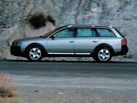 Audi 2 5 Tdi by Audi Allroad 2 5 Tdi Quattro 4b C5 2000 06 Photos 1280x960