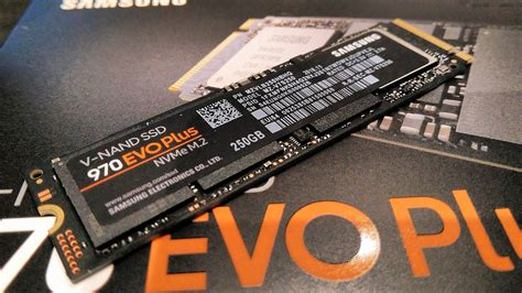 Samsung 970 Evo Samsung 970 Evo Plus Review An Evo Ssd Tech Advisor