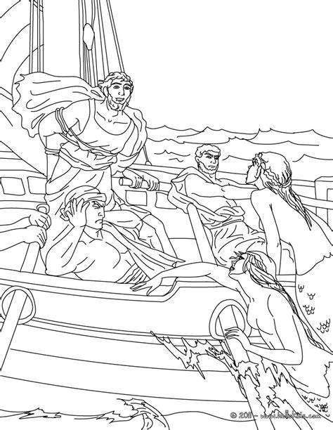 odyssey coloring book a sea coloring journey books odyssey coloring pages