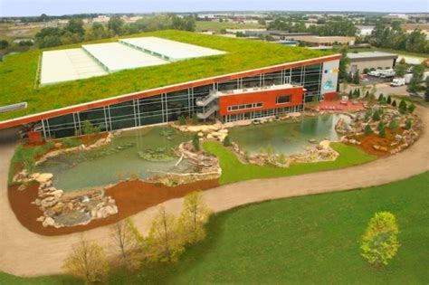 aquascape chicago aquascape sues over collapse of world s largest sloped green roof near chicago