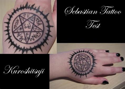 tattoo quiz free sebastian tattoo test by lacedthanatos on deviantart