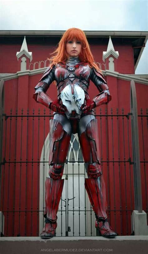 female iron man cosplay goddesses geekdom pinterest