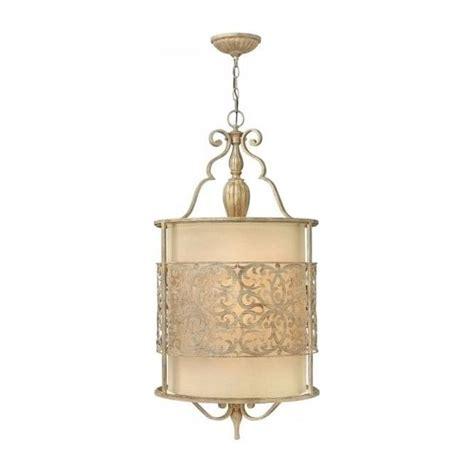 Traditional Edwardian Design Long Drop Ceiling Light In Edwardian Pendant Light