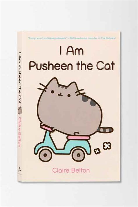 i am pusheen the cat i am pusheen the cat by belton outfitters