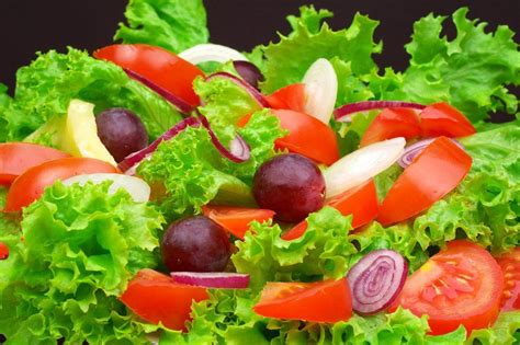 imagenes ensaladas verdes 3 ensaladas bajas en calor 237 as para bajar de peso la gu 237 a