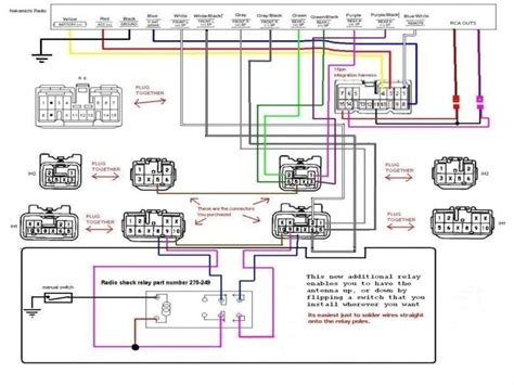 2006 sprinter radio wiring diagram wiring diagrams