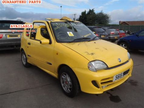 fiat car breakers fiat seicento breakers seicento s dismantlers