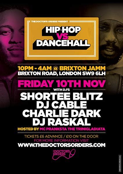 Fridays For November 10th by Ah Hip Hop Gigs And Hip Hop Nights In