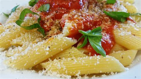 ricette cucina italiana gratis foto gratis pasta penne pomodoro cucina immagine