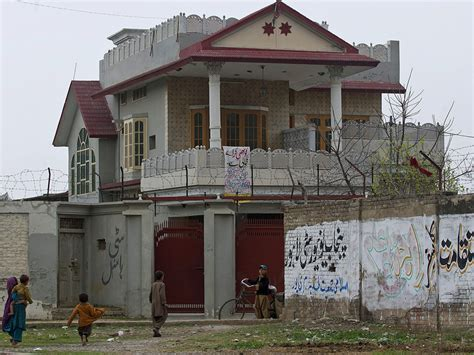 osama bin laden house pakistani intelligence think this is where osama bin laden