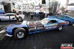 Car Covers For Drag Cars Mach Iv Ford Mustang Drag Car At Sema 2013 Quot Cool
