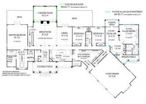 Houses With Inlaw Apartments Pepperwood 9020 3 Bedrooms And 2 Baths The House Designers