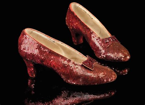 how much are the ruby slippers worth 1 million reward for dorothy s ruby slippers cbs news