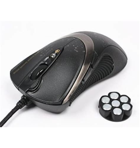 A4tech Gaming Mouse Macro X7 F4 Cd mouse gaming a4tech x7 f4 tans computer jakarta toko