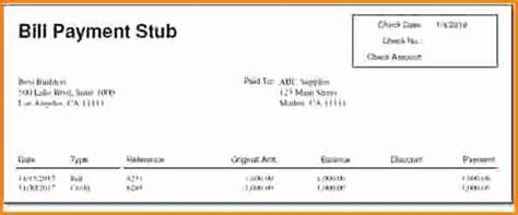 10 Pay Stub Template For 1099 Employee Simple Salary Slip Independent Contractor Pay Stub Template