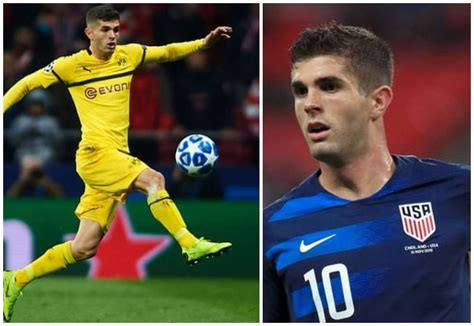 christian pulisic to chelsea chelsea sign christian pulisic from borussia dortmund