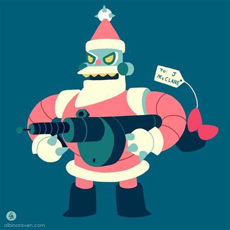 futurama christmas ornaments best 25 robot santa ideas on futurama futurama bender and cards