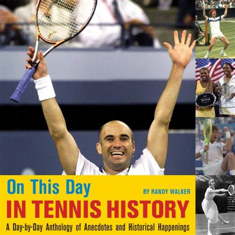 this day in automotive history books on this day in tennis history audio book cover