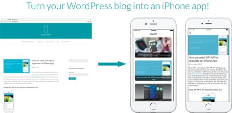 ios app template for wordpress blogs rescue themes gt gt 22