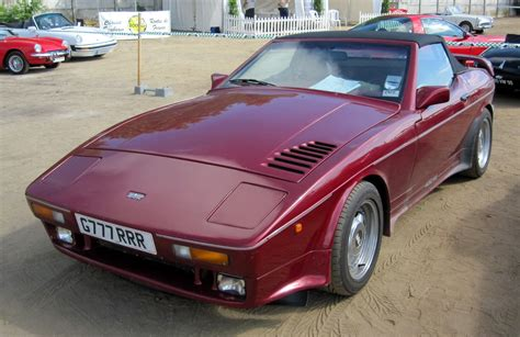 Tvr 400 Se Small V8 Tvr Is And They Re Never Coming Back