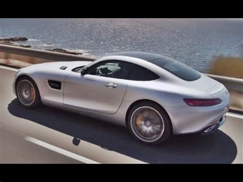 2015 mercedes benz sls amg gt luxury sports coupe
