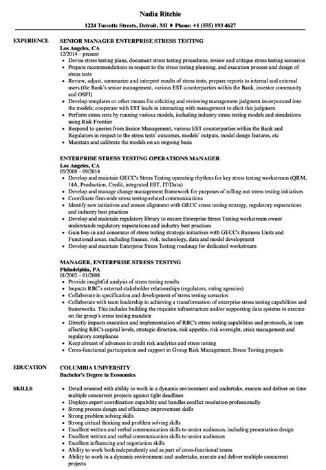 Resume X Session by Enterprise Risk Management Resume X Session