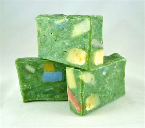 Handmade Olive Soap - milled eucalyptus all soap handmade olive
