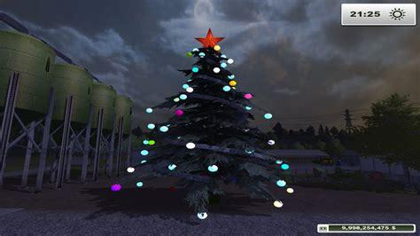 placeable christmas tree v 2 1 статические обьекты