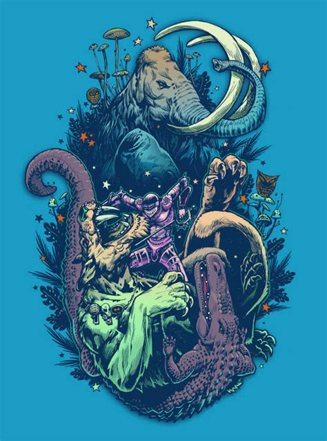 psychedelic shirt designs