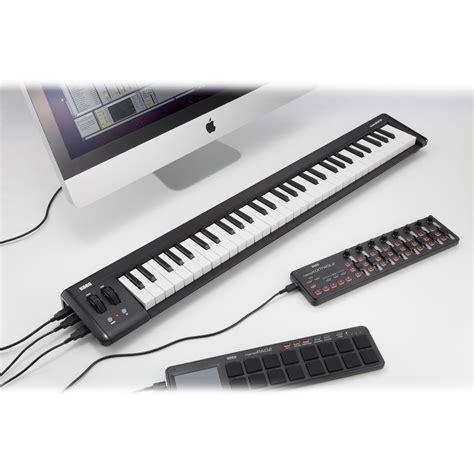 Keyboard Musik Usb korg microkey 61 usb midi keyboard mit 61 tasten auf gear4music de