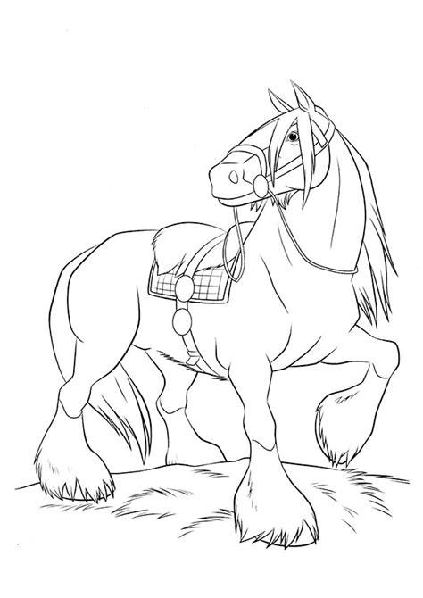 ausmalbilder pferde  ausmalbilder malvorlagen