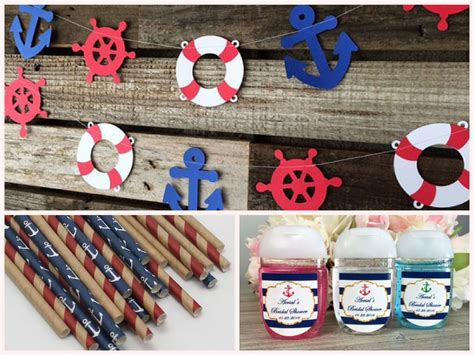 Nautical Baby Shower Decorations For Home by Nautical Baby Shower Decorations Home Design Ideas