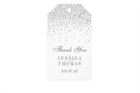 Permalink to Free Printable Wedding Gift Tags Templates