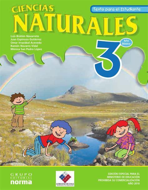 libro seres extraordinarios archivo del ciencias naturales 3 basico primaria language