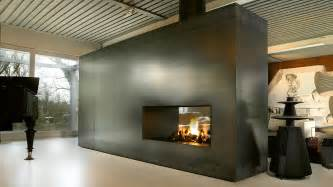 Using Room Dividers - double sided fireplace i two sided fireplace