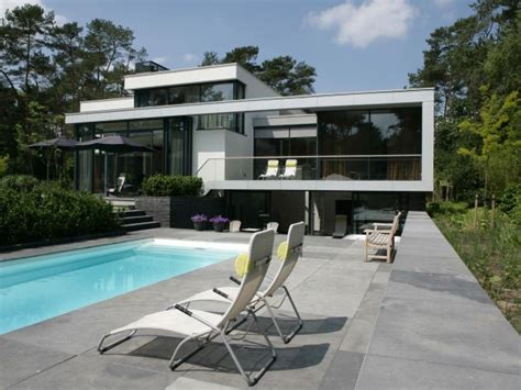 bsh home design nj house in bosch en duin by maas architects contemporist