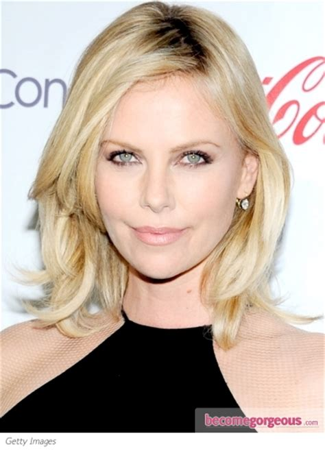 pictures charlize theron hair styles and colors through pictures charlize theron hairstyles charlize theron