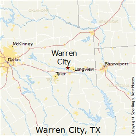 warren texas map best places to live in warren city texas