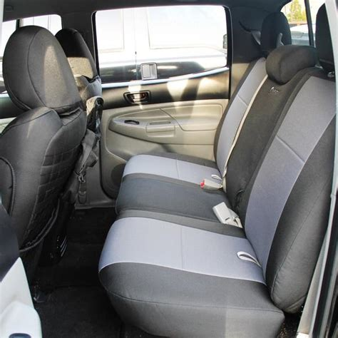 tacoma bench seat cover bartact tactical 2005 08 toyota tacoma all double cab