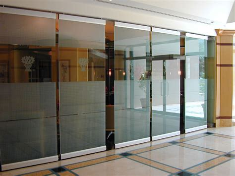 Glass Wall Door Barranger Folding Doors