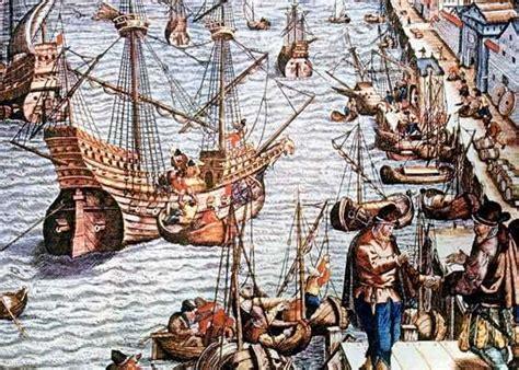 imagenes de barcos de la edad media comercio mar 237 timo en la edad media tipos de barcos