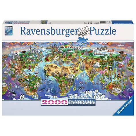 ravensburger puzzle world wonders  pieces
