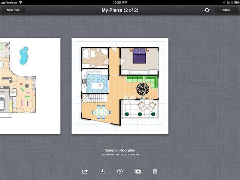 floor plan app ipad floorplans for ipad review design beautiful detailed