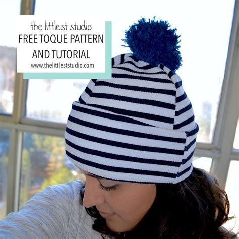 How To Make A Toque With Paper - toque pattern by melanie tls craftsy